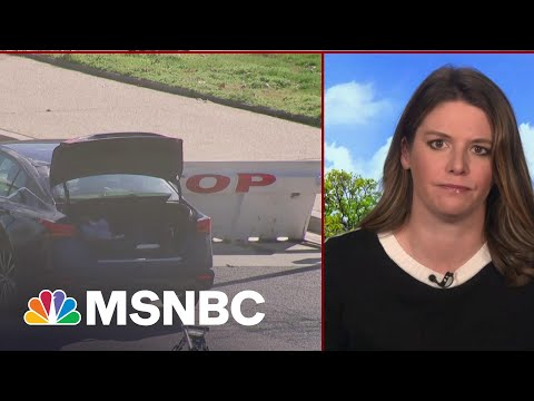 NBC's Kasie Hunt On The Death Of A USCP Officer: It Felt Like A Punch In The Gut   Deadline   MSNBC