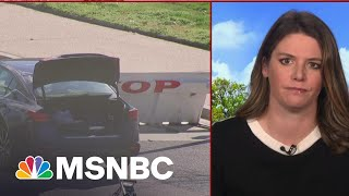 NBC's Kasie Hunt On The Death Of A USCP Officer: It Felt Like A Punch In The Gut   Deadline