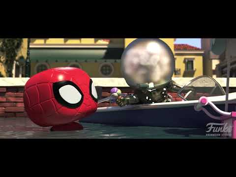 Spider-Man: Far From Home Funko Trailer