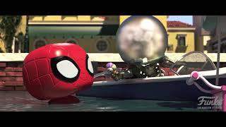 Spider-Man: Far From Home Funko Trailer!