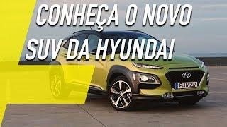 KONA O NOVO SUV COMPACTO DA HYUNDAI
