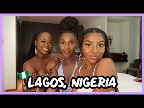 LAGOS, NIGERIA | TRAVEL VLOG
