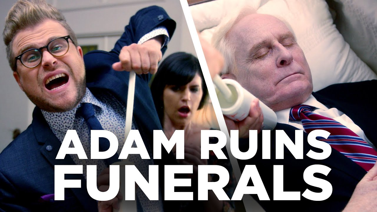 Adam Ruins Everything Christmas.Why Funerals Are A Total Ripoff