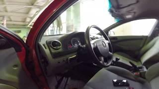 Моргают лампы на приборной панели Chevrolet Lacetti, поиск глюка в проводке
