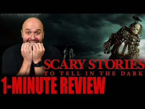 SCARY STORIES TO TELL IN THE DARK Is GOOSEBUMPS Meets FINAL