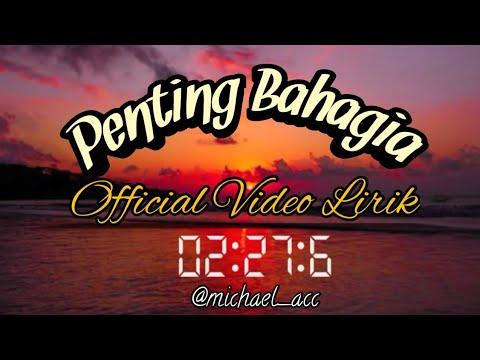 """""""Derardu Penting Bahagia"""" - Tresno Ora Kudu Nduweni - Michael Acc(Official Video Lirik)."""