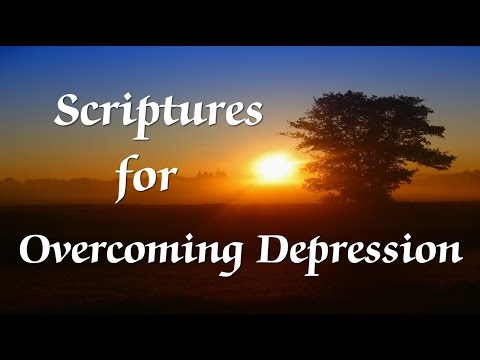 Bible Scriptures For Overcoming Depression