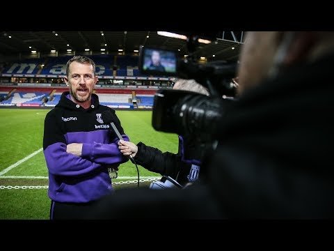 Rowett On Bolton Draw