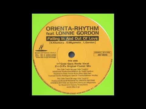 Orienta-Rhythm ft. Lonnie Gordon - Falling In And Out Of Love (Orienta-Rhythm Original Classic Mix)