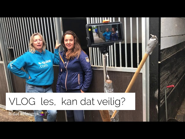 VLOG training smartphone video met E-quine
