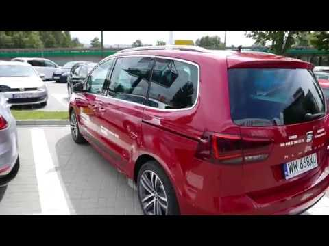 2017 seat alhambra fr pierwsze wra enia mega test jazda. Black Bedroom Furniture Sets. Home Design Ideas
