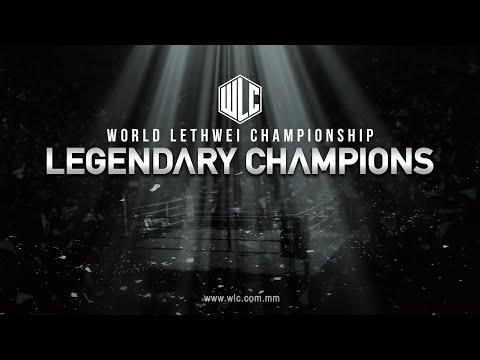 WLC 3 Legendary Champions