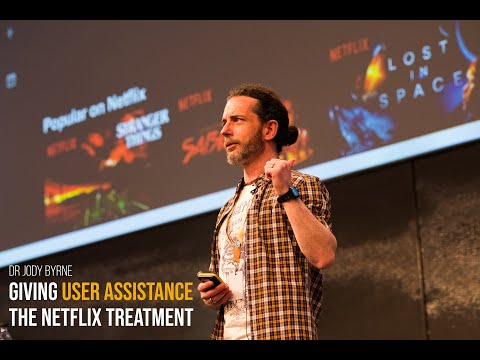 Interactive Videos: Giving User Assistance the Netflix Treatment (2019)