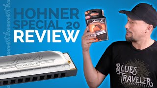 REVIEW: Hohner Special 20 Harmonica