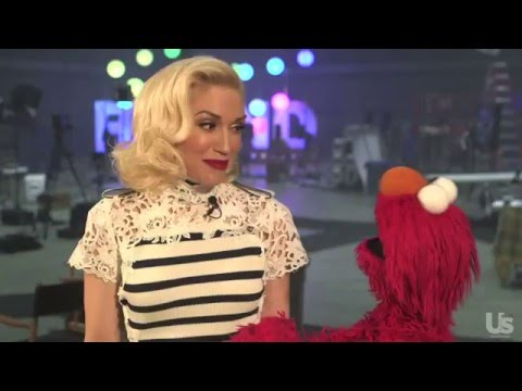Gwen Stefani Prefers Elmo Over Blake: 'Can You Imagine All Day Long With Blake?!' | Us Weekly