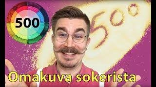 500 Special - Omakuva sokerista