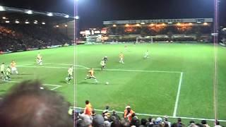 Gambar cover Rory McArdle Goal. Bradford City AFC v Aston Villa 08/01/13