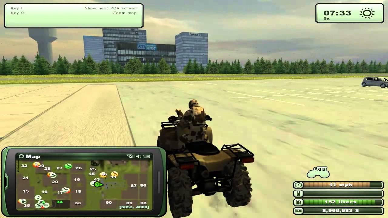 Canadian Map Farming Simulator 2015%0A Farming Simulator       East River South Dakota American Map   YouTube