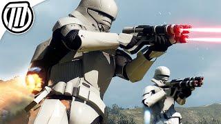 Star Wars Battlefront 2: Rise of Skywalker Gameplay