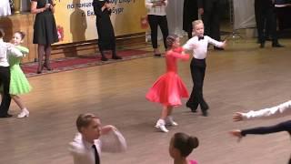 Танец Самба Дети 2, бальные танцы 8 т, до D кл «Золотая осень-2017»
