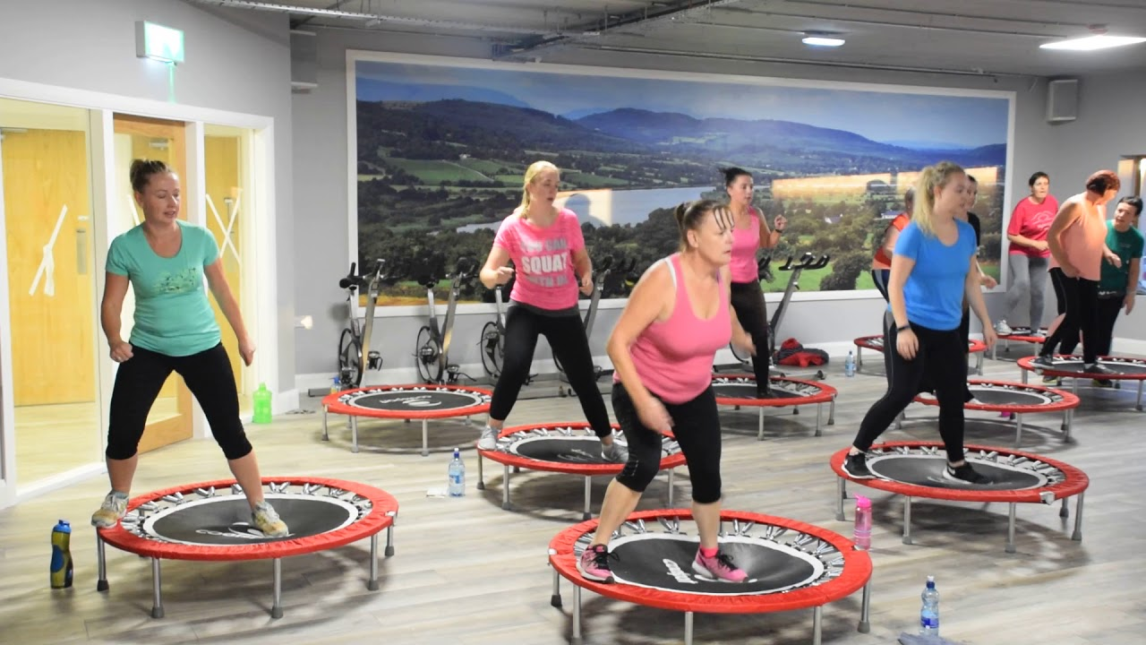 Health, Fitness & Wellbeing at Fiddown (Video 4)