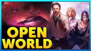 Open-world Star Wars Game Cancelled + New Game Coming - Star Wars Gaming News