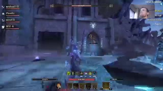 Eso online random dungeons  come chill!!!! Picture quality not that good