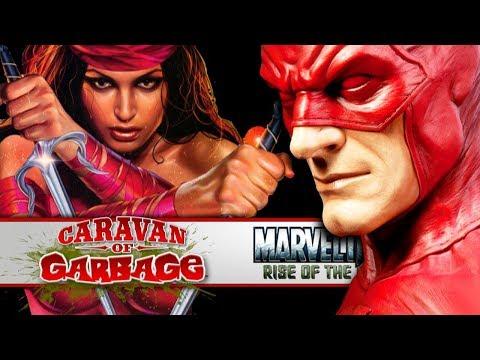 Marvel Nemesis PS2   Caravan Of Garbage