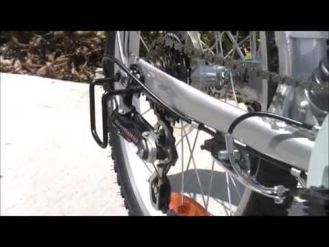 Shimano 6 Speed Suspension Extreme Ride City Folding Bicycle Shifter thumbnail