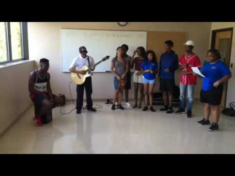 Christ Representers -Johnathan McReynolds (Cover) KBN Youth [ONE TAKE]