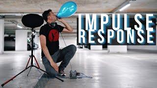 Impulse Response & Ableton Convolution Reverb Pro