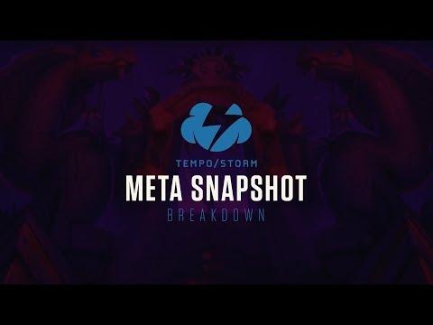 Two Weeks of Rastakhans Rumble! | Tempo Storm Meta Snapshot Breakdown | [Hearthstone]