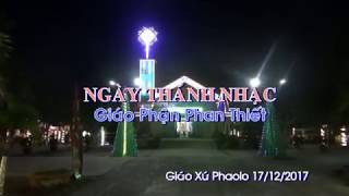 THÁNH NHẠC GIÁO PHẬN PHAN THIẾT - Đêm Thanh Bình