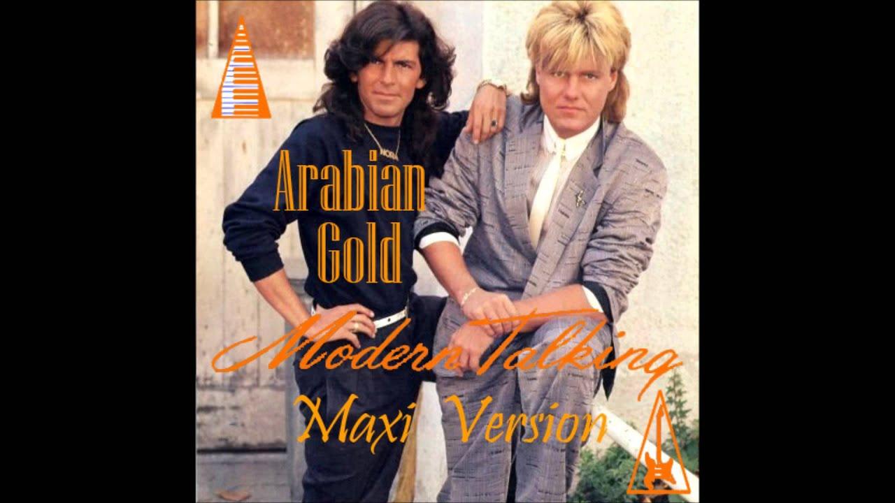 Download Modern Talking - Arabian Gold Maxi Version