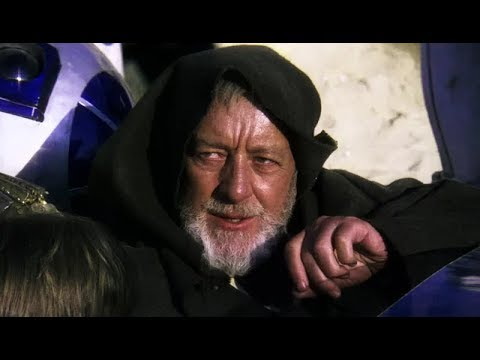 Alec Guinness on Star Wars