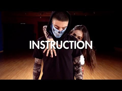 Jax Jones - Instruction ft. Demi Lovato, Stefflon Don (Dance Video) | Choreography | MihranTV