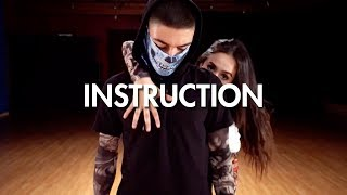 Jax Jones Instruction Ft Demi Lovato Stefflon Don Dance Video Choreography MihranTV