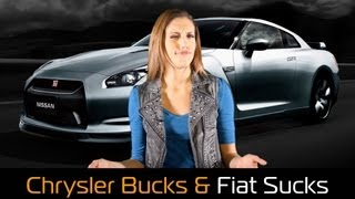 Chrysler Bucks and Fiat Sucks