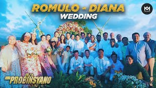 FPJ's Ang Probinsyano x Romulo - Diana Wedding