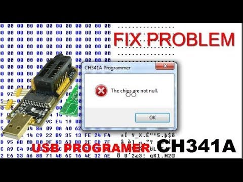 💄 Ch341a programmer software 1 34 | Flashrom tool for CH341A USB