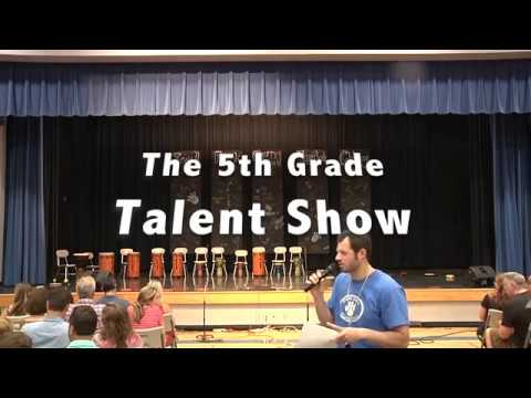 5th Grade Talent Show - Pearre Creek Elementary School