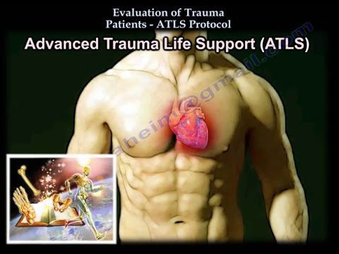 Evaluation Of Trauma Patients ATLS Protocol - Everything You Need To Know - Dr. Nabil Ebraheim