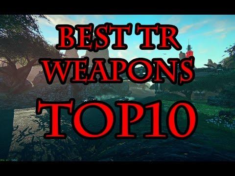 Planetside 2 Top10 Best TR weapons