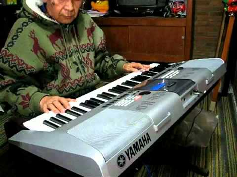 Pop Sunda MINOR HAPPINESS Instrumentalia Keyboard  Dedy Suardi ngangge  PSR E413