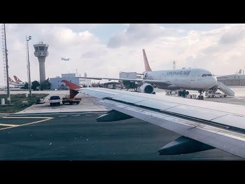 A320 Стамбул (Ататюрк) - Москва (Жуковский) Onur Air