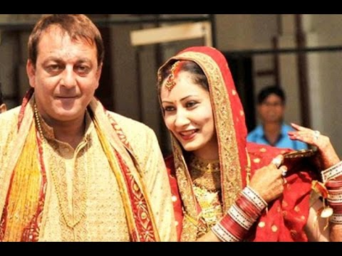 Image result for sanjay dutt with manyata marriage