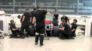Practice Makes Perfect - McLaren