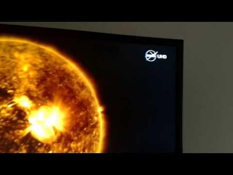 Dreambox 900 NASA TV UHD