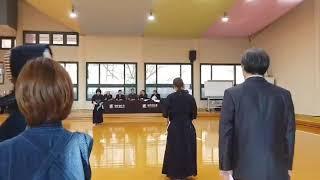 2019 검도 심판자격심사 1