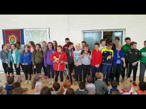 Never Bring Me Down - 6th Class - Scoil Íosagáin , Aghada